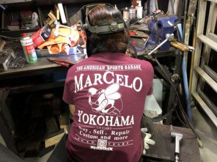 welding STYLE!