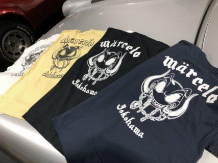 ついに! アニバーサリー Tシャツ完成!!